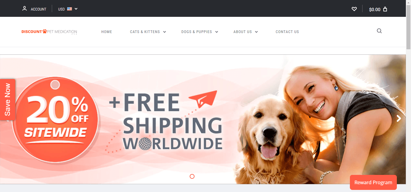 Discount Pet Medication USA