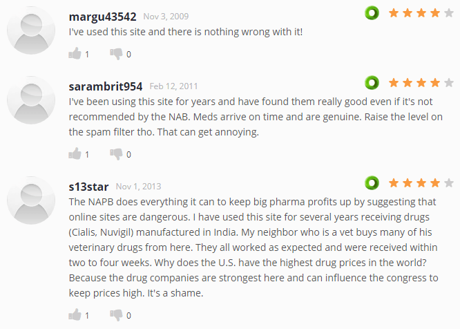 Pharmawebcanada Reviews
