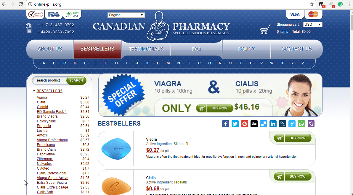 Reputable Online Canadian Pharmacy - Online Pills Home