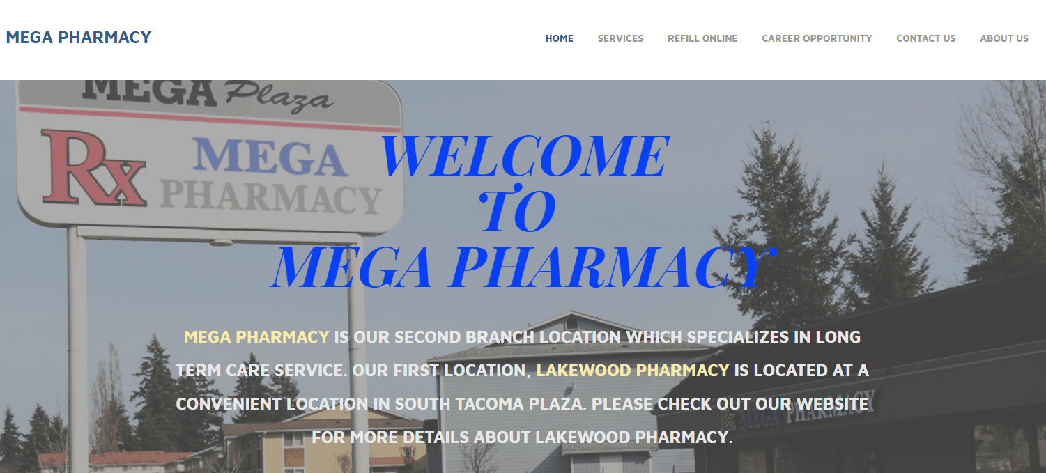 Mega Pharmacy